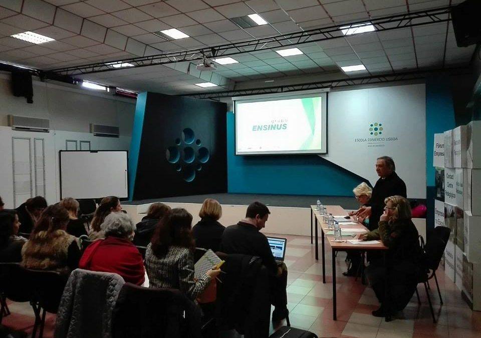 19ª Reunião Geral do Grupo ENSINUS
