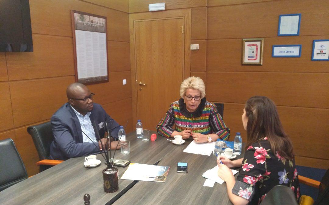 O Grupo ENSINUS e o IPT em conversa com oDN