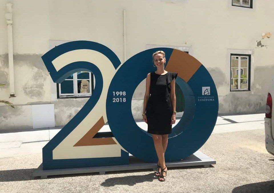 Diretora de Relações Públicas do IPT visita sede do Grupo Ensinus