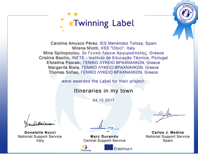 INETE recebe Selo de Qualidade eTwinning!