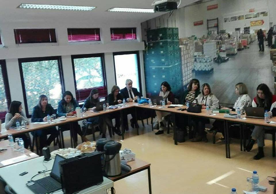 24.ª Reunião Geral do Grupo ENSINUS