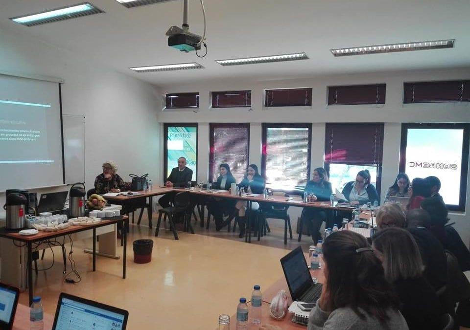 25.ª Reunião Geral do Grupo Ensinus