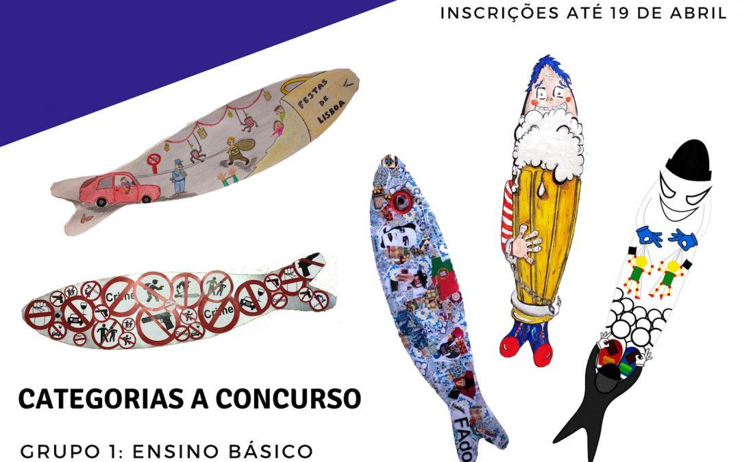Concurso Sardinhas PSP/EGEAC 2019
