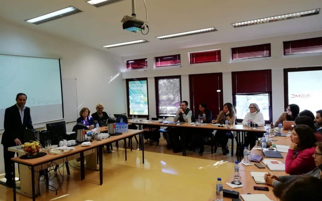 27.° Reunião Geral do Grupo Ensinus