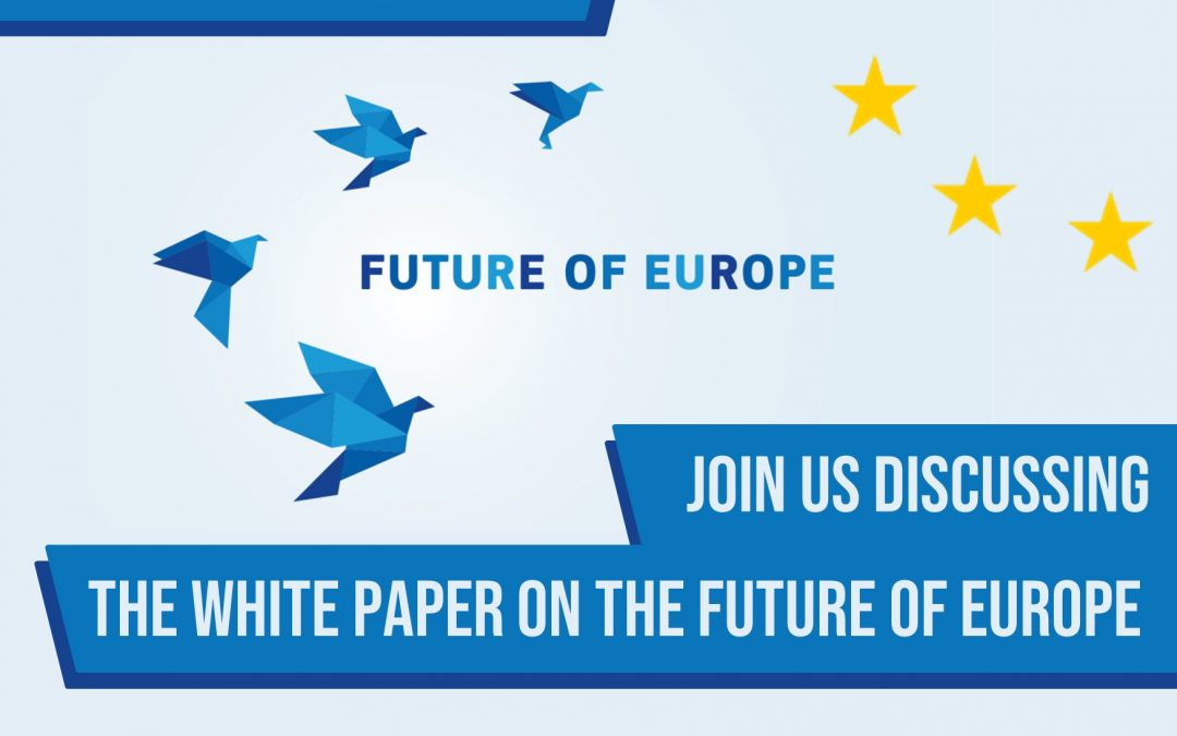 "ISG recebe conferência subordinada ao tema ""O Futuro da Europa"""