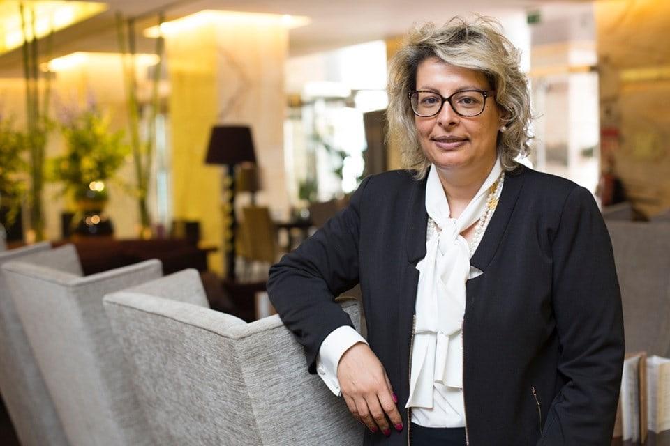 Teresa Damásio, CEO of Grupo ENSINUS, VET Leader, Ambassador for Portugal