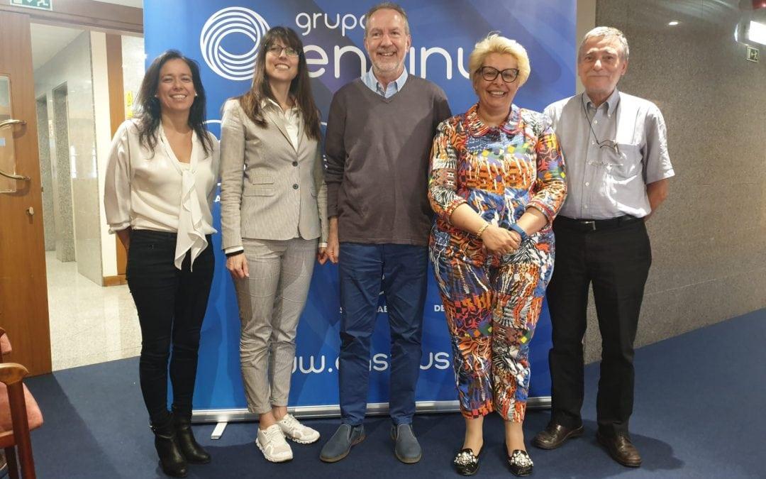 Reunião de colaboração do Grupo Ensinus, Riedulab e Quantasia