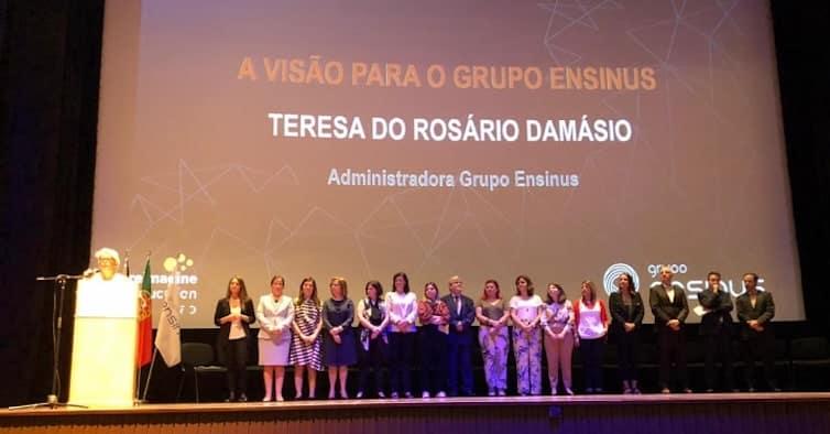 Seminário do Grupo ENSINUS na MAIS EDUCATIVA!