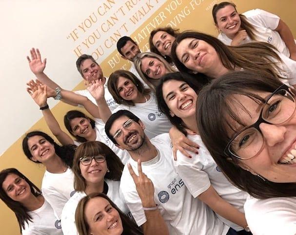"""""""Formação em Desenvolvimento de Capital Humano para Mentoria em Educação"""", na Escola de Comércio do Porto"""