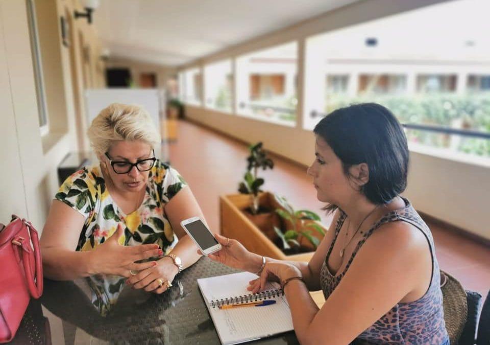 Administradora do Grupo ENSINUS concede entrevista ao Jornal A Nação