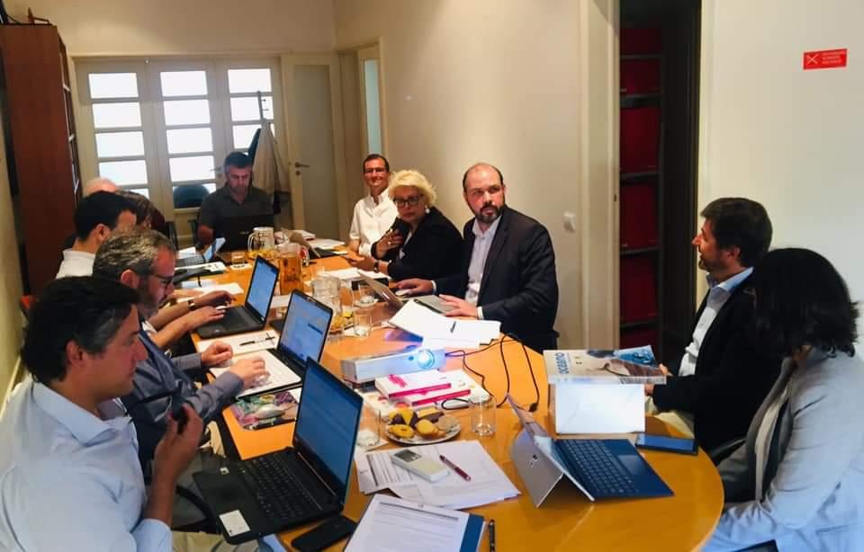 Reunião da Direção daAEEP