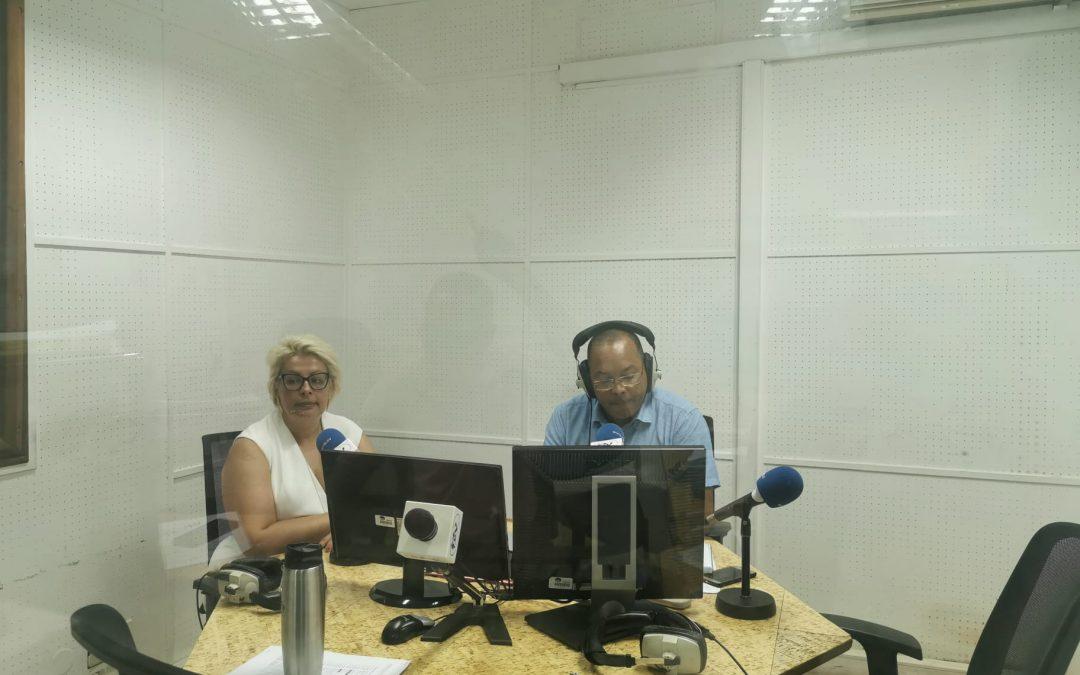 O mais recente Projeto do Grupo Ensinus em terras de Cabo-Verde chega à Rádio