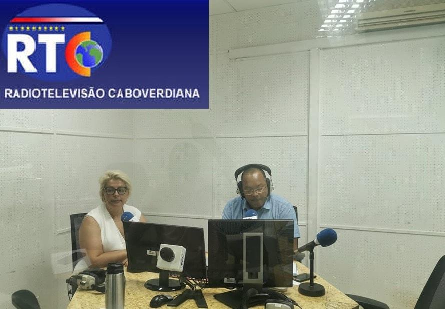 Entrevista da Administradora do Grupo Ensinus à Rádio RTC