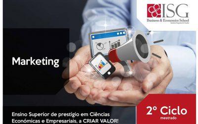 ISG prepara a 10.ª edição do mestrado em marketing