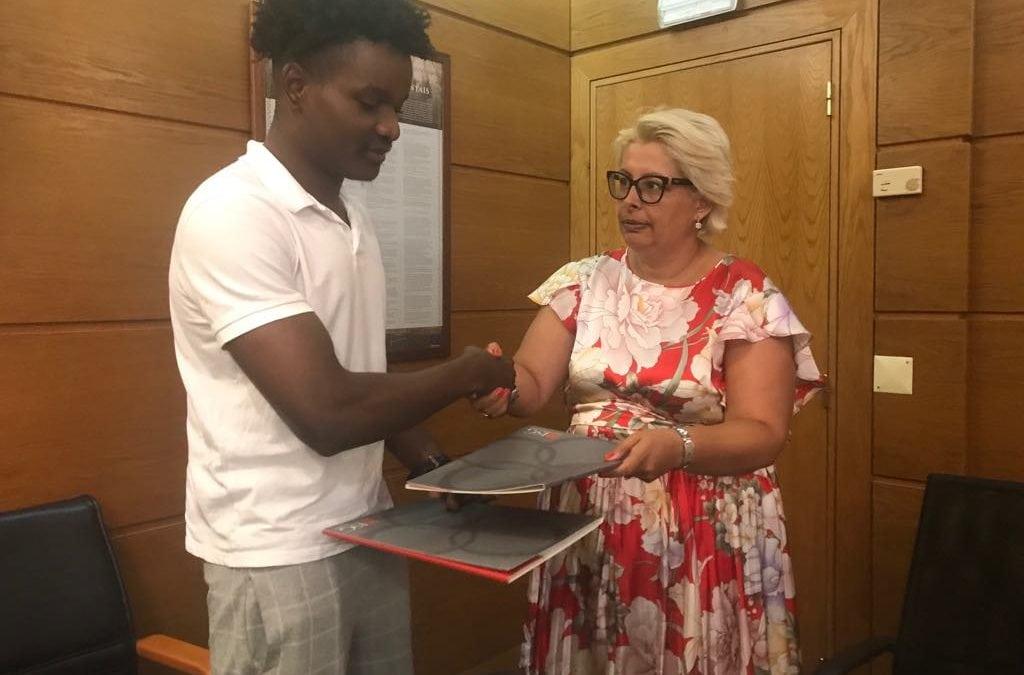 GRUPO ENSINUS ASSINA PROTOCOLO COM NÚCLEO DE ESTUDANTES AFRICANOS DA UNIVERSIDADE DE DIREITO DE LISBOA