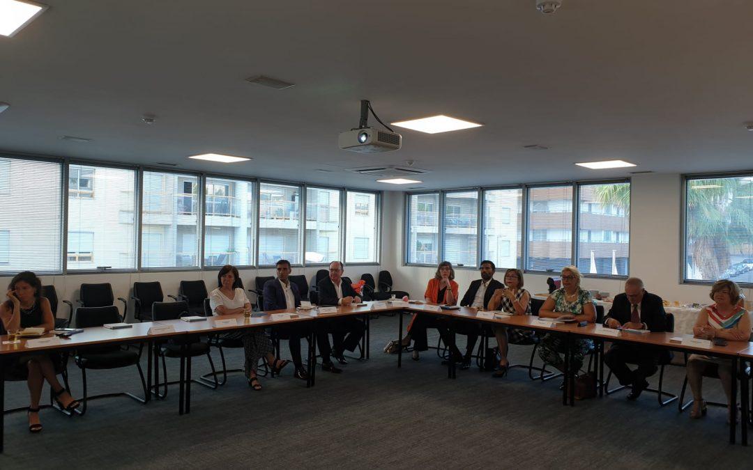 Reunião do Conselho Consultivo do Prémio Mercúrio