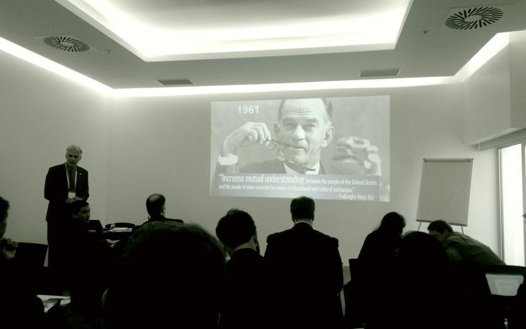 ISG na Sessão de esclarecimento do CIEE – Council on International Educational Exchange