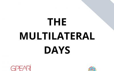 Dias das Multilaterais