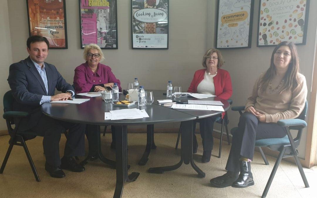 Reunião do Conselho de Administração da TECIFORMA