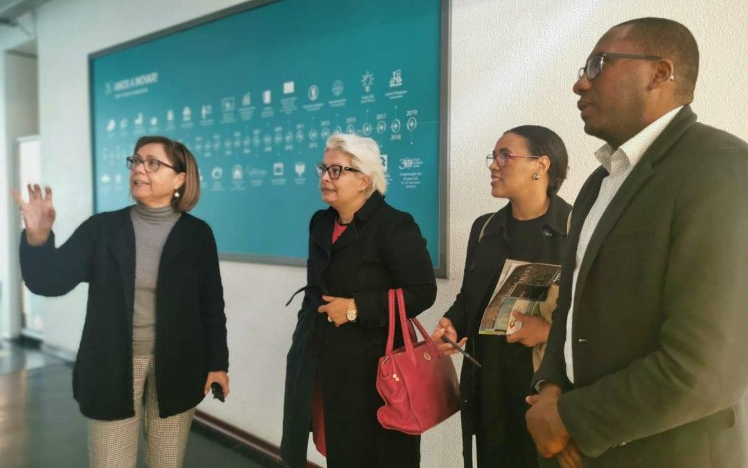 Protocolo de Cooperação entre o Grupo Ensinus e a Câmara Municipal do Sal
