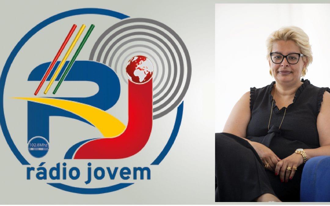 Entrevista para a Rádio Jovem – Bissau