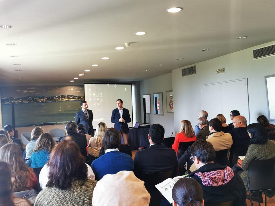 Sessão de Apresentação: Desafios e Estratégias de Atração & Retenção de Talento em Portugal