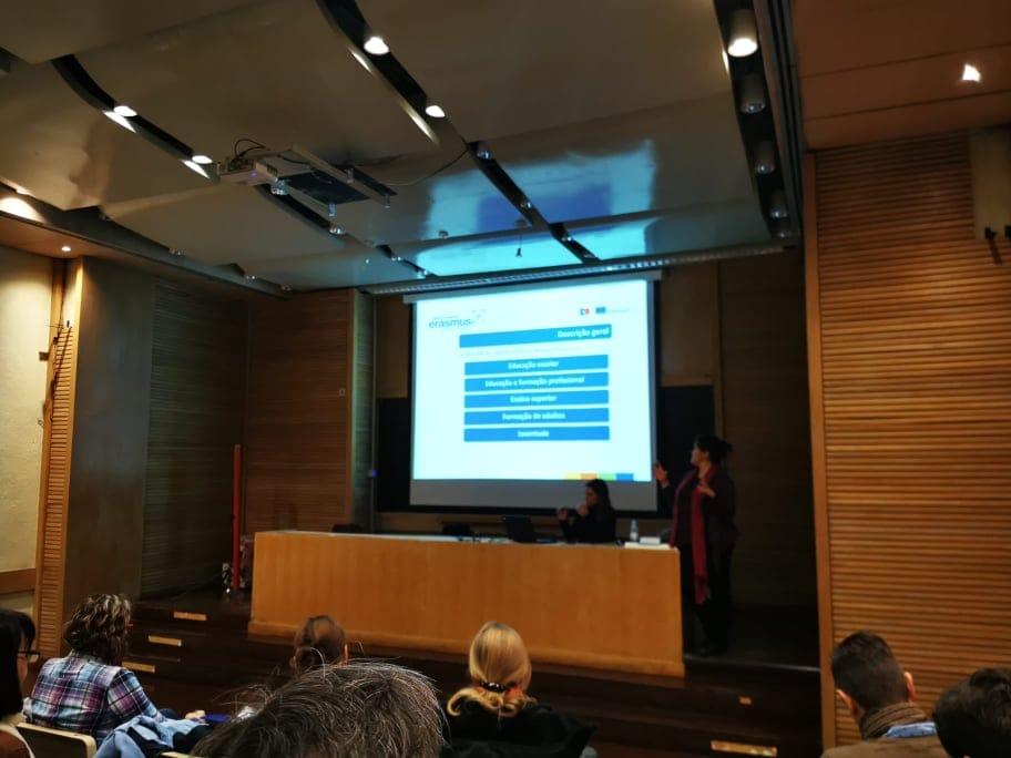 Sessão de Apoio a Candidaturas Erasmus+ KA2