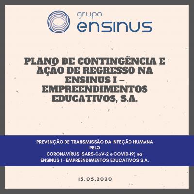 Plano de Contingência e Ação de Regresso na ENSINUS I – Empreendimentos Educativos, S.A.