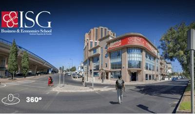 ISG 360º | Faz a tua visita virtual!