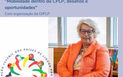 Webinar – Mobilidade dentro da CPLP, desafios e oportunidades