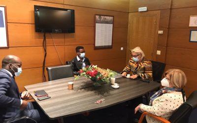 Protocolo de colaboração entre o GRUPO ENSINUS E UECL – União dos Estudantes Cabo-Verdianos em Lisboa.
