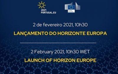 "Programa ""Horizonte Europa"""