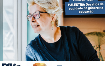 PALESTRA: Desafios da equidade de género na educação