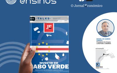Grupo Ensinus em destaque no Jornal Económico