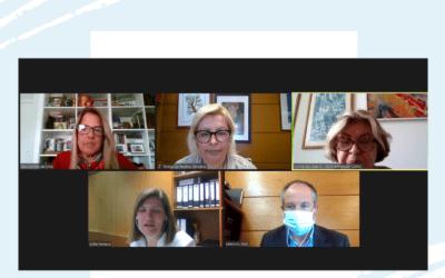 Reunião do Conselho de Administração do INAE